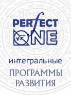Проект The Perfect One: Integral. Программы интегрального развития человека.